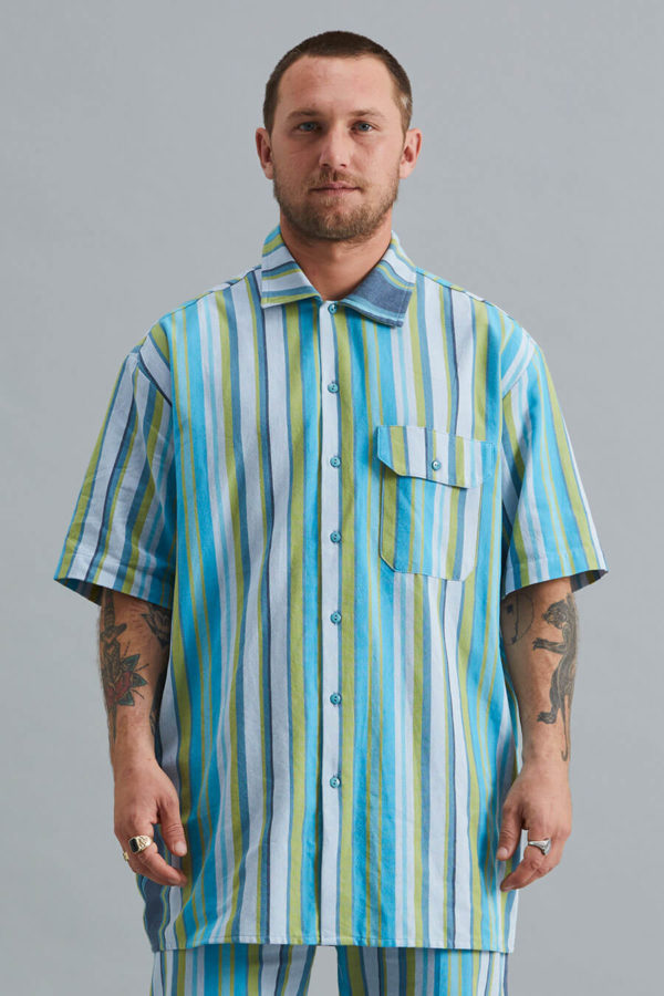 Short Sleeve Collar Shirt - SS21 - Cape Point
