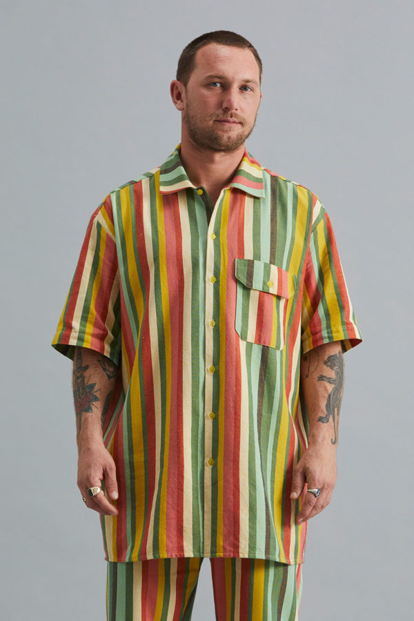 Short Sleeve Collar Shirt - SS21 - Hope