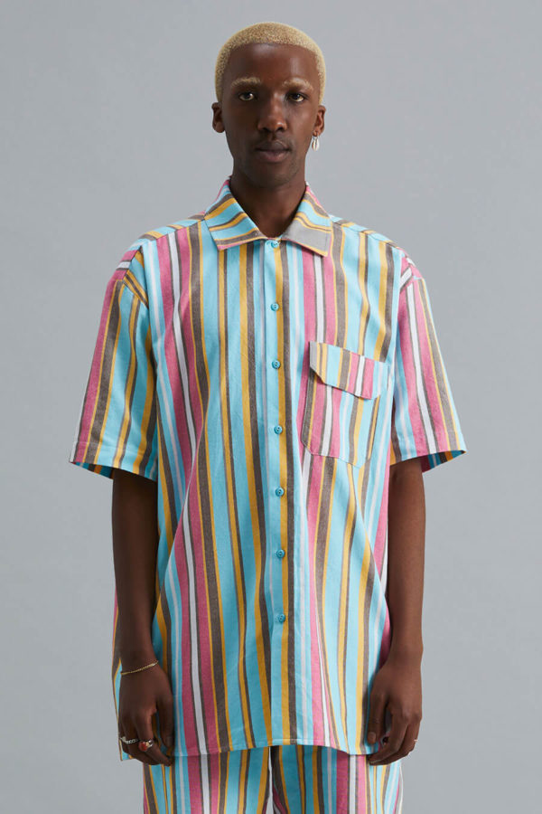 Short Sleeve Collar Shirt - SS21 - Namaqua