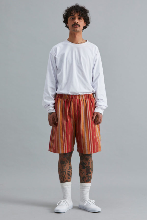 Leisure Shorts - SS21 - Sandstone
