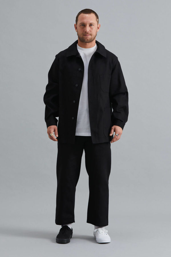 Work Wear Jacket - Black