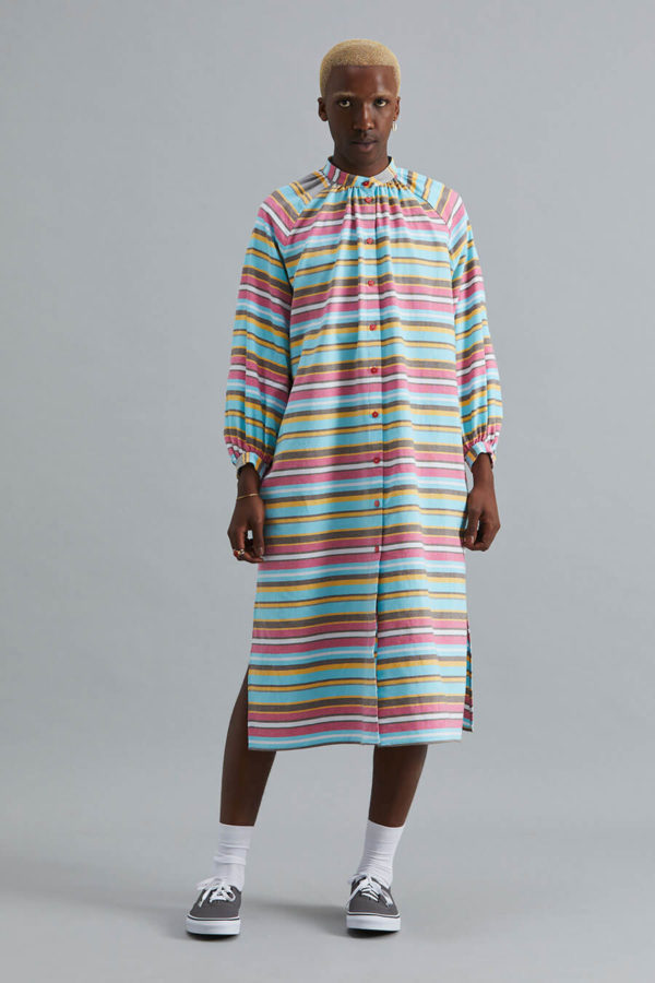 Nehru Collar Dress - SS21 - Namaqua