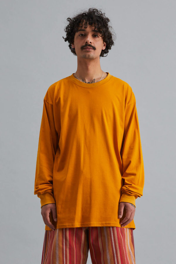 Long Sleeve Box T-Shirt