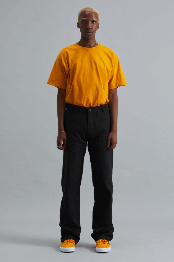 Full Length Trouser - Black