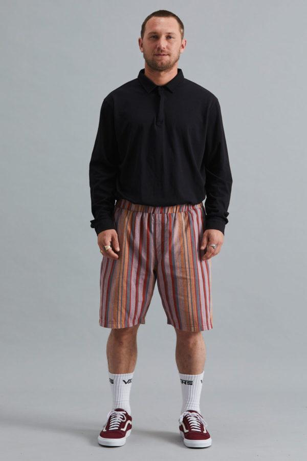 Leisure Shorts - SS21 - Orange River