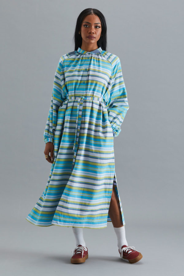 Nehru Collar Dress - SS21 - Cape Point
