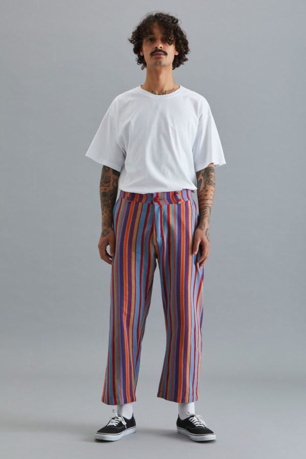 Cropped Trouser - SS21 - Nature's Valley