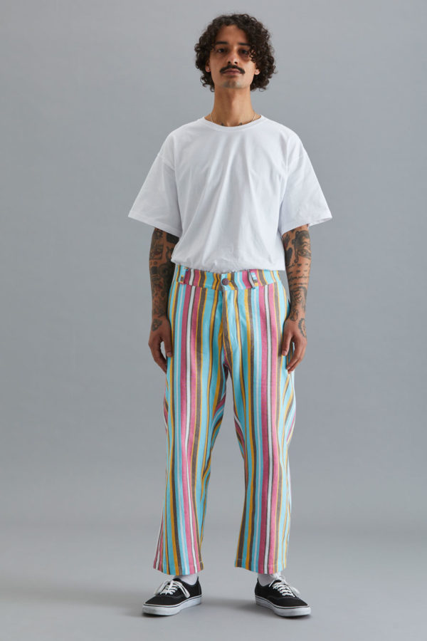 Cropped Trouser - SS21 - Namaqua