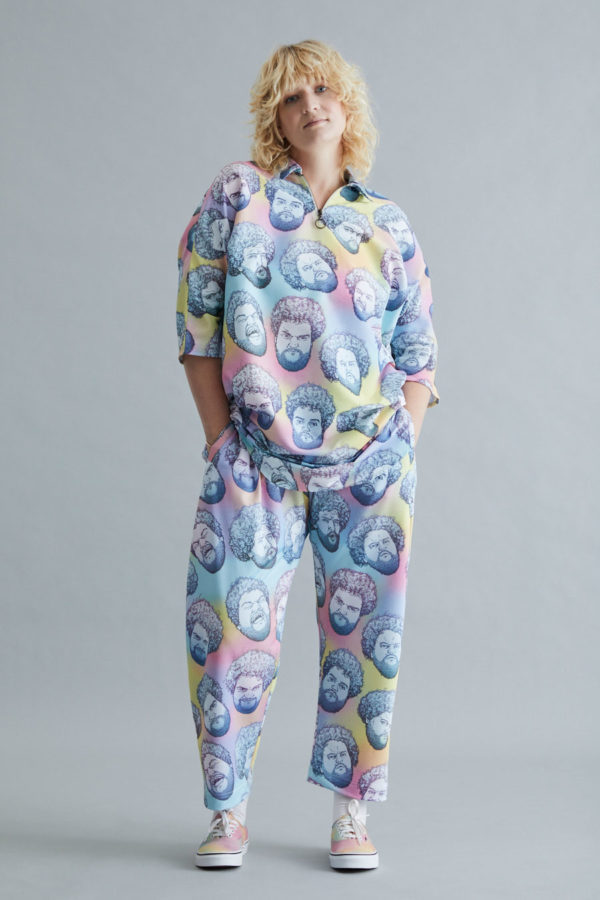 Sunday Trousers - April Fools' - Rainbow - SOLD OUT