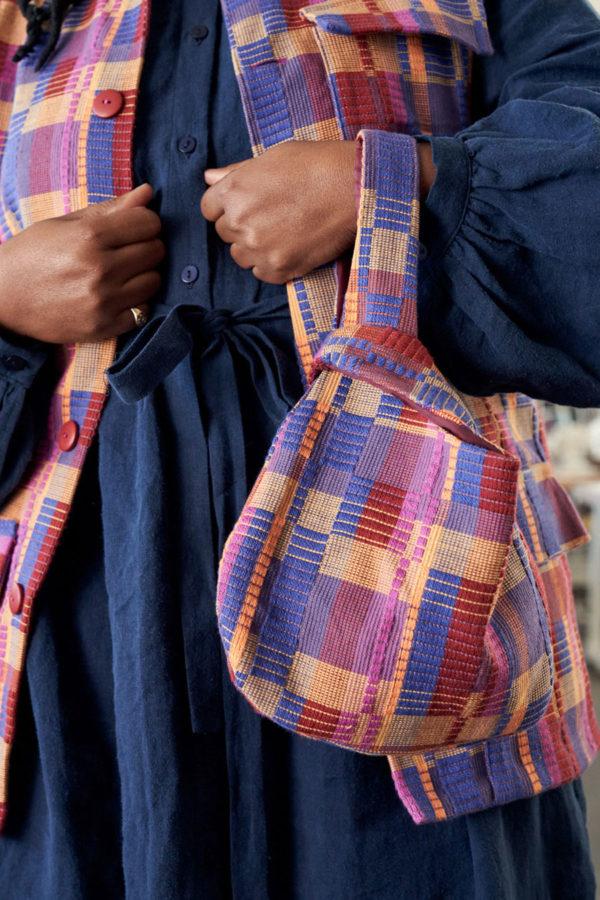 Ntombi's Knot Bag