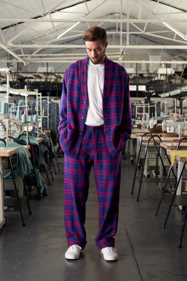 Daniel's Work Wear Trousers - Dalebrook Sunrise